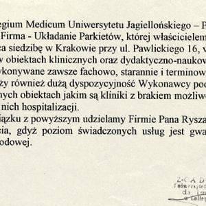 kurdziel referencje uniwersytet jagiellonski